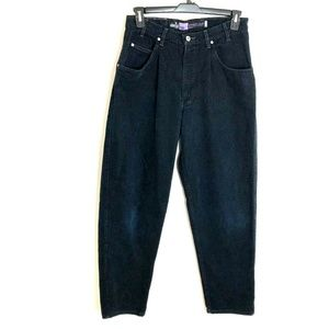VTG 90s Levis Silver Tab Baggy Black Jeans 34 x 32